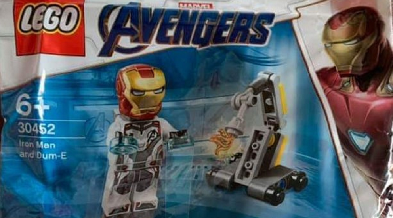 LEGO Marvel Avengers 30452 Iron Man Dum E Featured 800 445