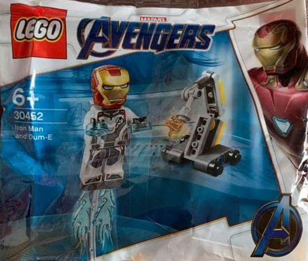 LEGO Marvel Avengers 30452 Iron Man Dum E