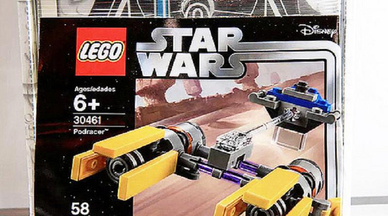 LEGO Star Wars 30461 Podracer Featured 800 445