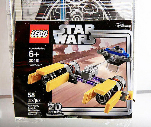 LEGO Star Wars 30461 Podracer