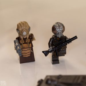 LEGO Star Wars 4 LOM Zuckuss 300x300