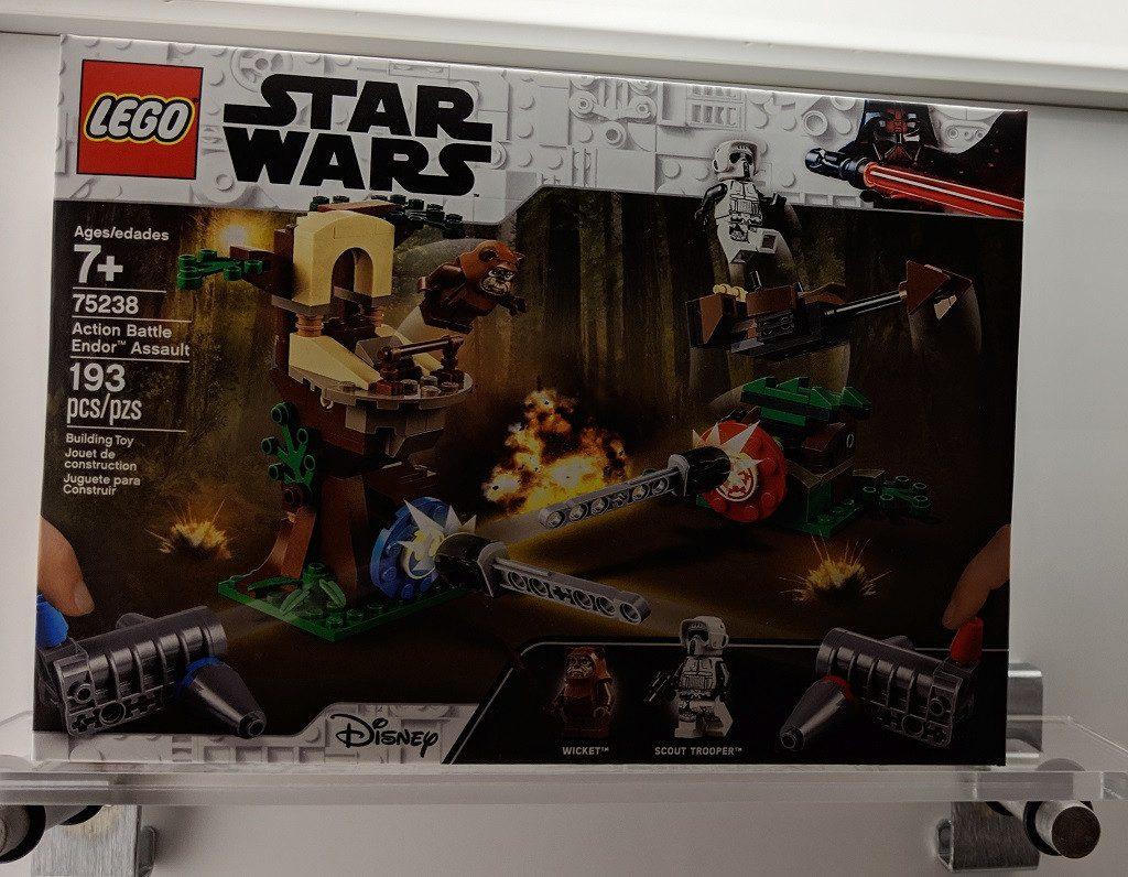 LEGO Star Wars 75238 Action Battle Endor Assault 1024x796