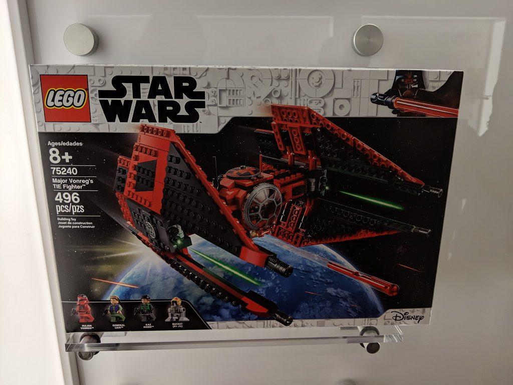 LEGO Star Wars 75240 Major Vonregs TIE Fighter 1 1024x768