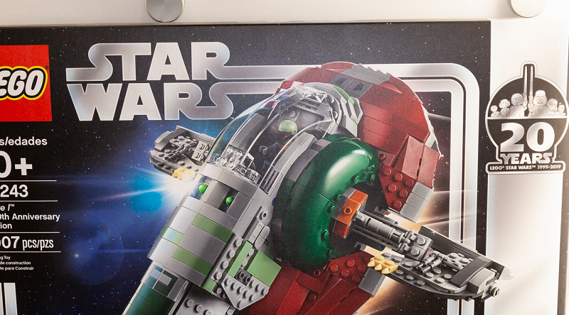 LEGO Star Wars 75243 Featured 800 445