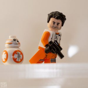 LEGO Star Wars Poe Dameron 300x300