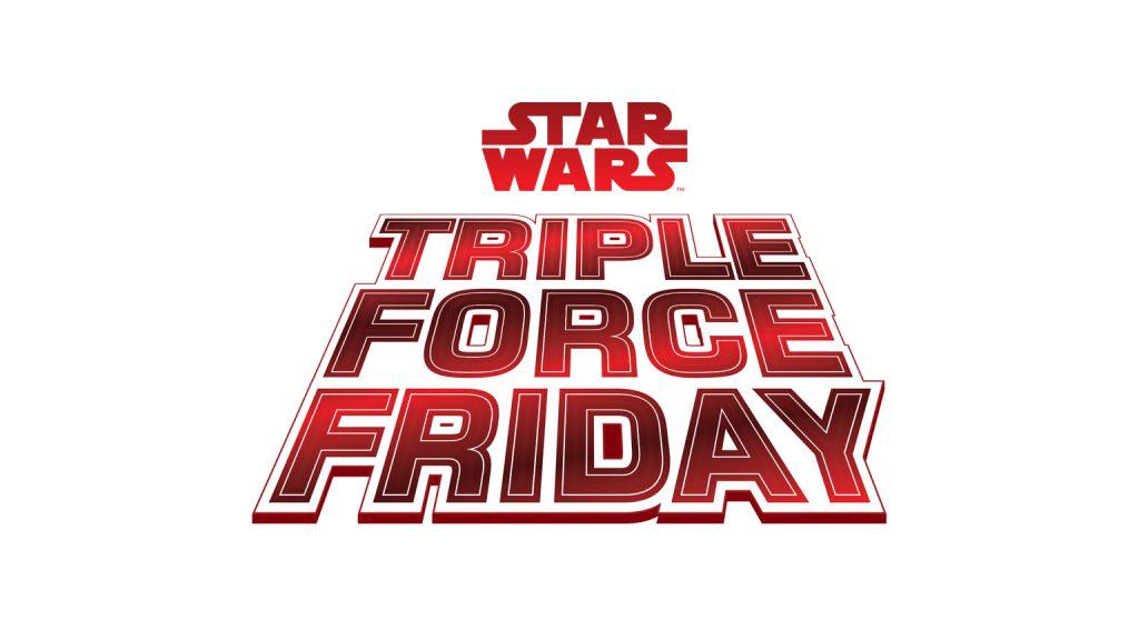 LEGO Star Wars Triple Force Friday 1024x576