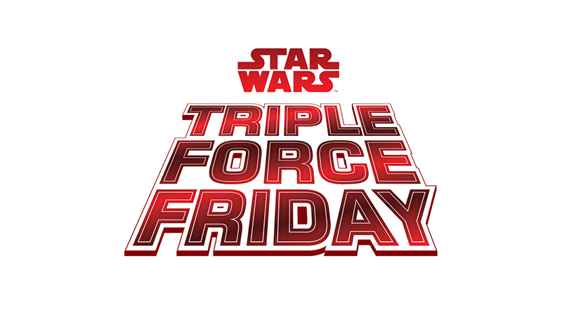 LEGO Star Wars triple force friday featured 800 445