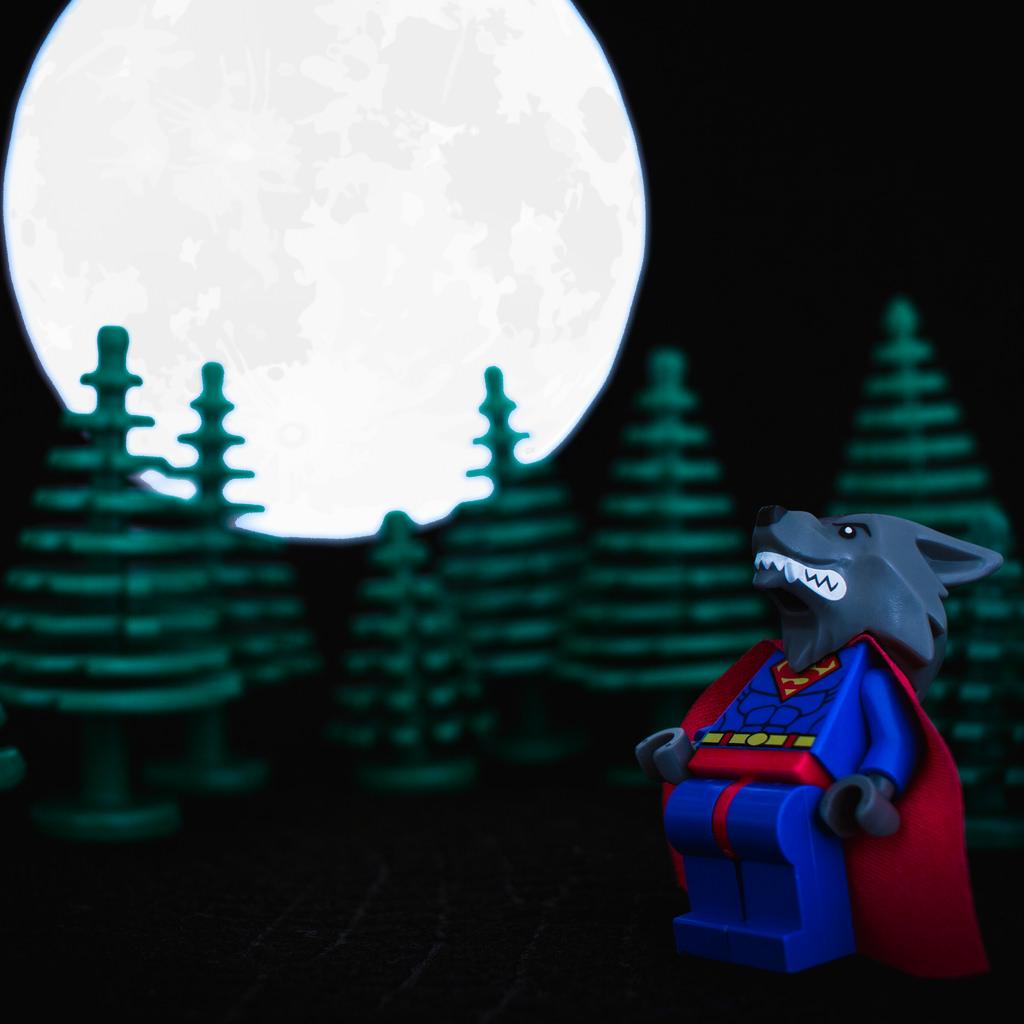LEGO Super Snow Moon