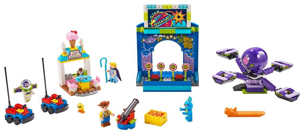 LEGO Toy Story 10770 Buzz Woodys Carnival Mania 1024x453
