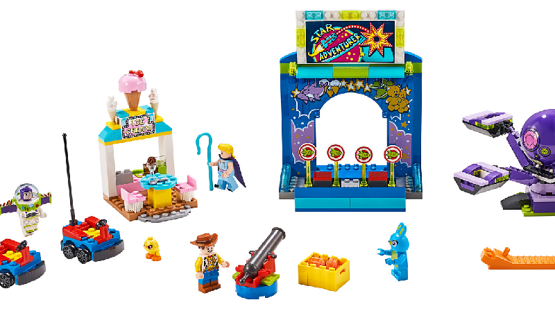 LEGO Toy Story 10770 Buzz Woodys Carnival Mania Featured