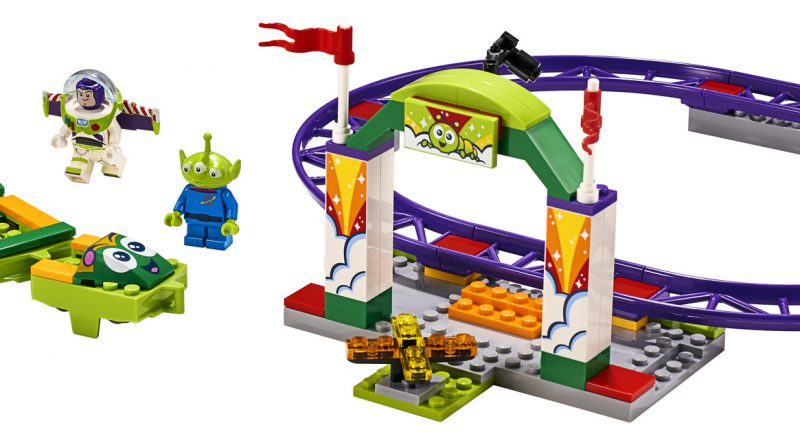 LEGO Toy Story 4 Carnival Thrill Coaster 800x445