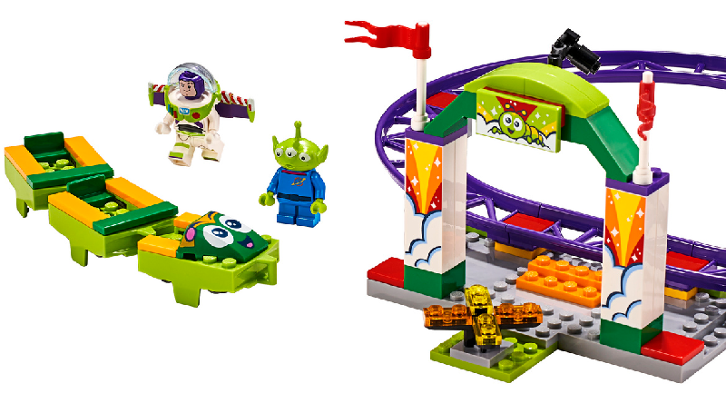 LEGO Toy Story 4 Carnival Thrill Coaster Featured 800