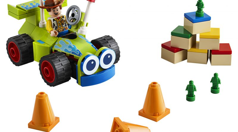 LEGO Toy Story 4 Woody And RC 800x445