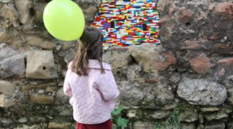 LEGO Wall Art Featured 800 445