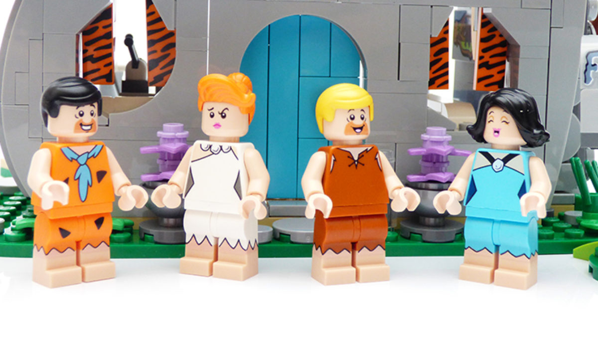 Barney Rubble  brand new Lego Minifigure Mini Figure from 21316 Flintstones