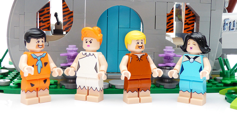 LGO Ideas 21316 The Flintstones Featured 800 445