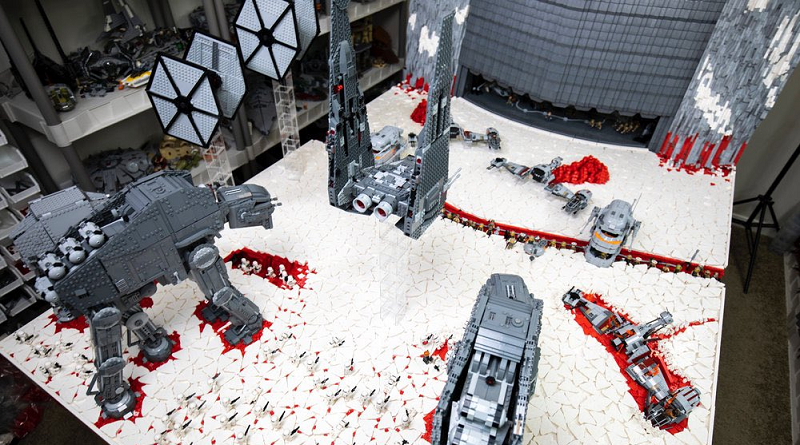 Star Wars LEGO Battle Of Crait Featured 800 445