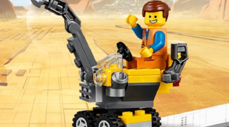 The LEGO Movie 2 30529 Mini Master Building Emmet Featured 800x445