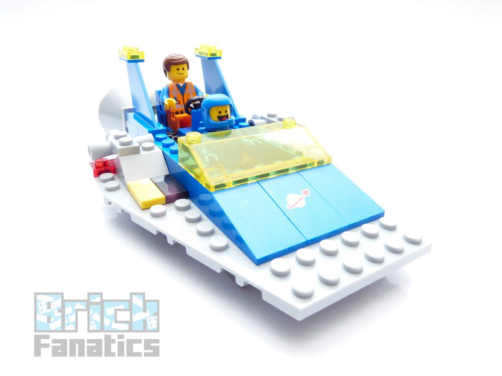 The LEGO Movie 2 70821 Emmet And Bennys Build Fix Workshop 11 1024x768