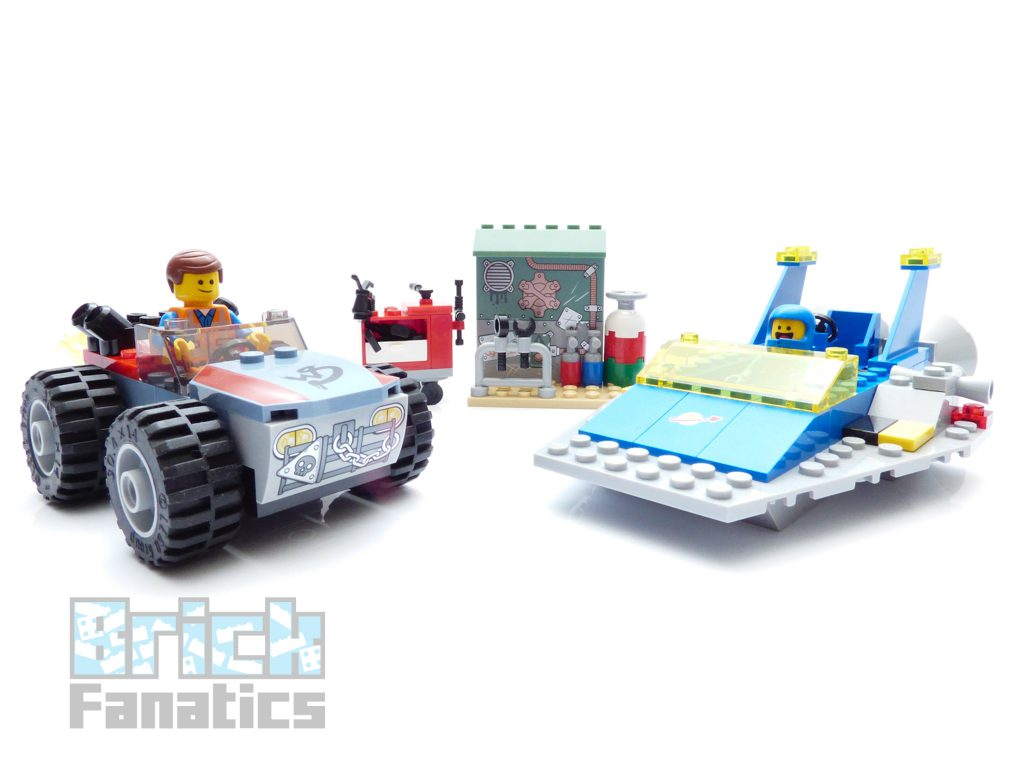 The LEGO Movie 2 70821 Emmet And Bennys Build Fix Workshop 3 1024x768