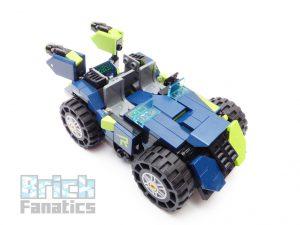 The LEGO Movie 2 70826 Rexs Rextreme Off Roader 12 300x225