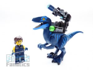 The LEGO Movie 2 70826 Rexs Rextreme Off Roader 15 300x225