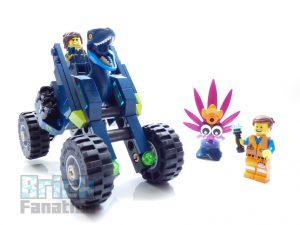 The LEGO Movie 2 70826 Rexs Rextreme Off Roader 32 300x225