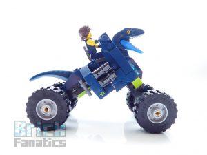The LEGO Movie 2 70826 Rexs Rextreme Off Roader 33 300x225