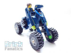 The LEGO Movie 2 70826 Rexs Rextreme Off Roader 34 300x225