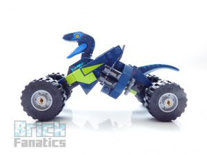 The LEGO Movie 2 70826 Rexs Rextreme Off Roader 36 300x225