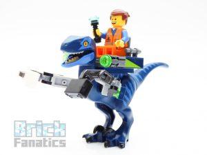 The LEGO Movie 2 70826 Rexs Rextreme Off Roader 46 300x225