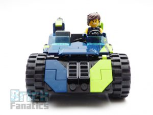 The LEGO Movie 2 70826 Rexs Rextreme Off Roader 7 300x225
