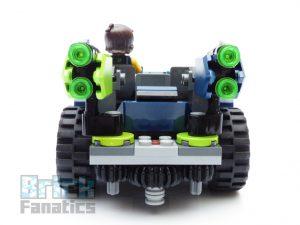 The LEGO Movie 2 70826 Rexs Rextreme Off Roader 8 300x225