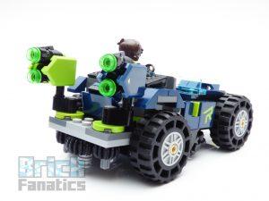 The LEGO Movie 2 70826 Rexs Rextreme Off Roader 9 300x225