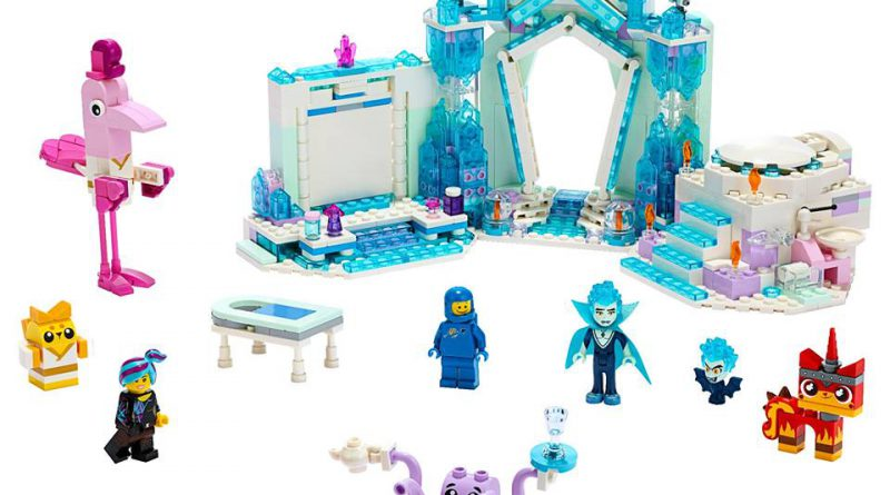 The LEGO Movie 2 70837 Shimmer Shine Sparkle Spa 800x445
