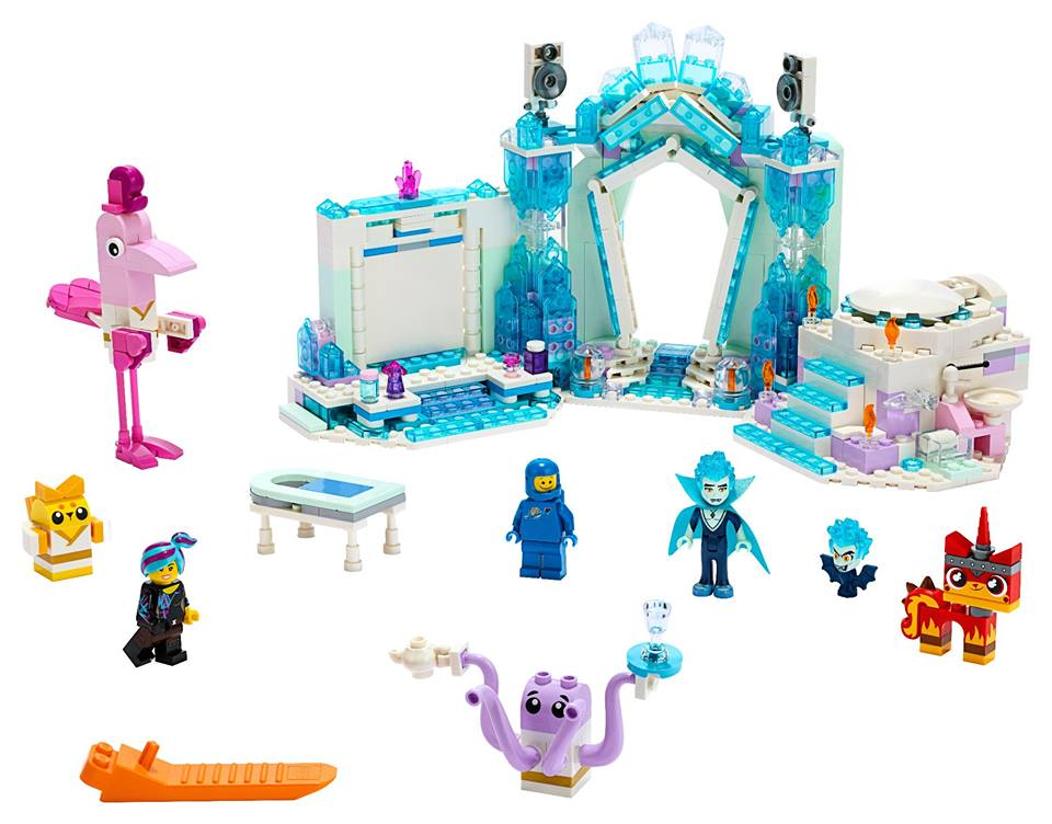 The LEGO Movie 2 70837 Shimmer Shine Sparkle Spa