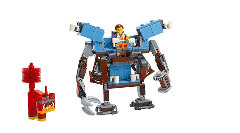 The LEGO Movie 2 70842 Emmets Triple Decker Couch Mech Featured 800 445