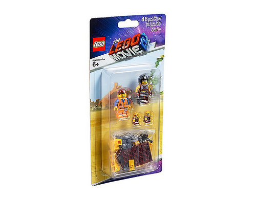The LEGO Movie 2 853865 Accessory Set Carded