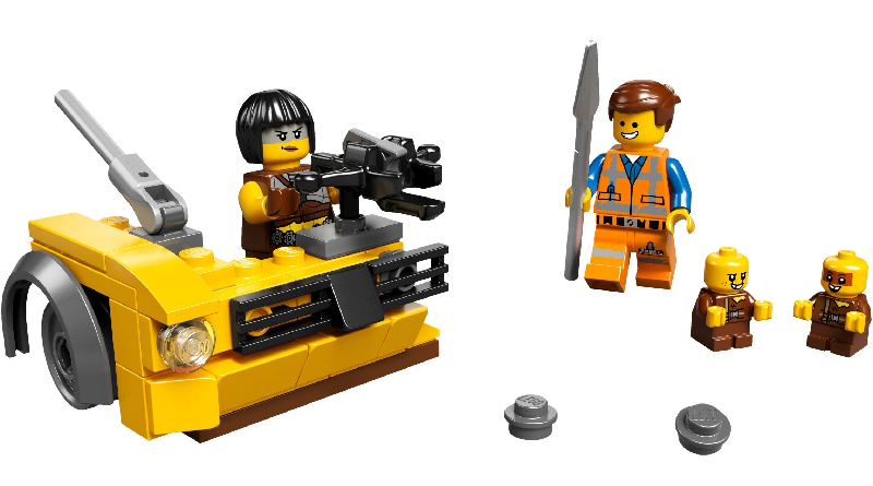The LEGO Movie 2 853865 Accessory Set Featured 800 445
