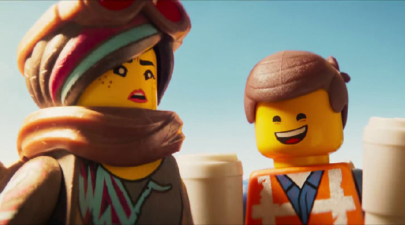 The LEGO Movie 2 Emmet Lucy Coffee Featured 800 445