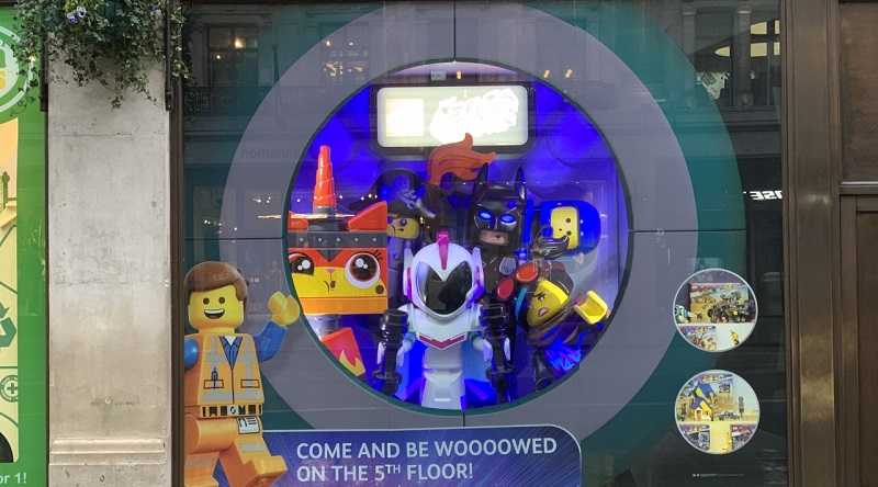 The LEGO Movie 2 Hamleys Featured 800 445