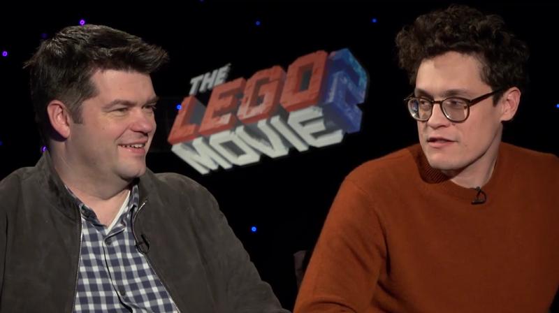 The LEGO Movie 2 Pratt Lord Miller Interview Featured 800 445