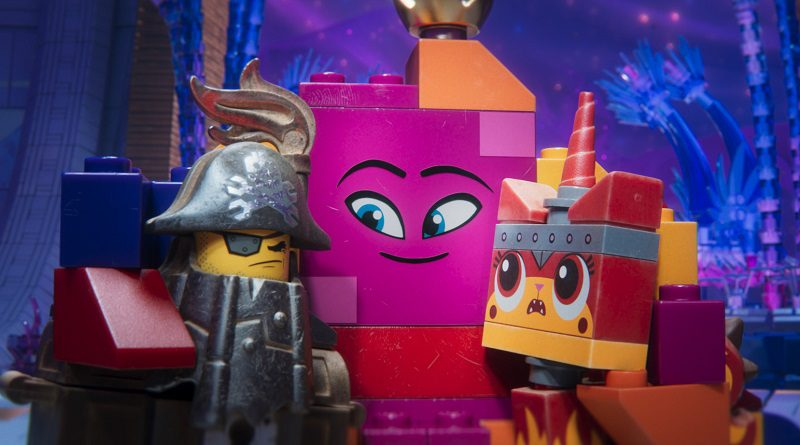 The LEGO Movie 2 The Second Part Queen featured 800 445