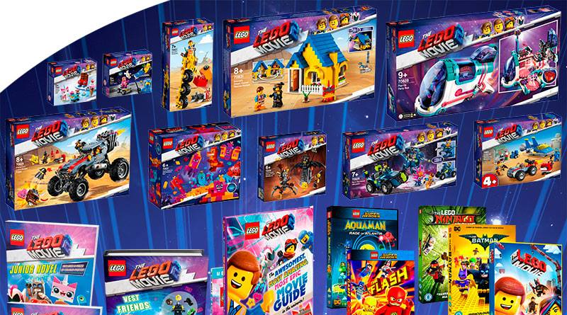 The LEGO Movie 2 Competition Featured