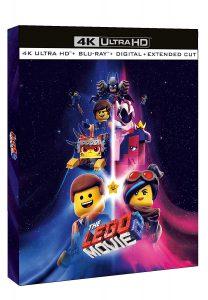 The LEGO Movie 2 Home 4k 208x300