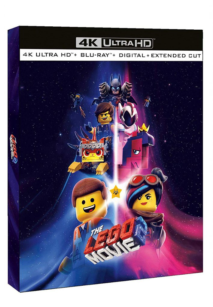 The LEGO Movie 2 Home 4k 709x1024
