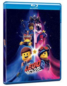 The LEGO Movie 2 Home Blu Ray 236x300
