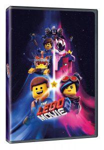 The LEGO Movie 2 Home DVD 208x300