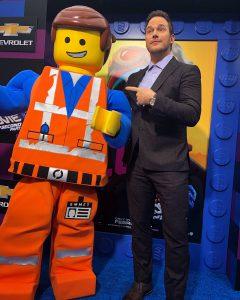 The LEGO Movie 2 Premiere Chris Pratt 2 240x300