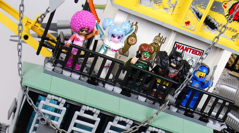 The LEGO Movie 2 Premiere Balcony Featured 800 445 800x445